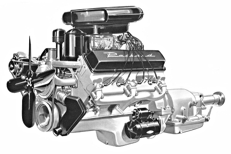 rock river valley chapter of the studebaker drivers club rh rrvcsdc org Packard Merlin Engine Packard Engine Parts